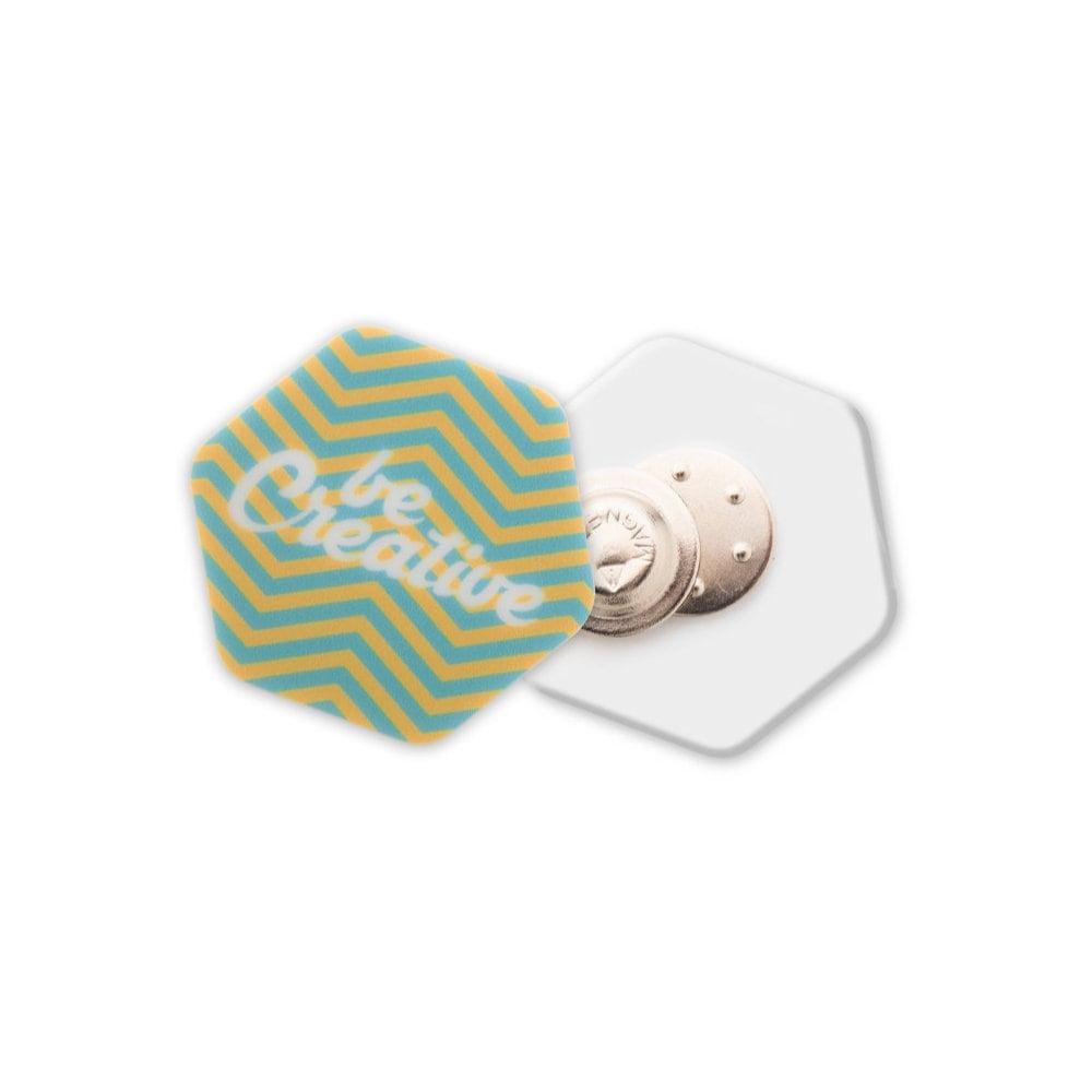 ColoBadge - plakietka magnetyczna