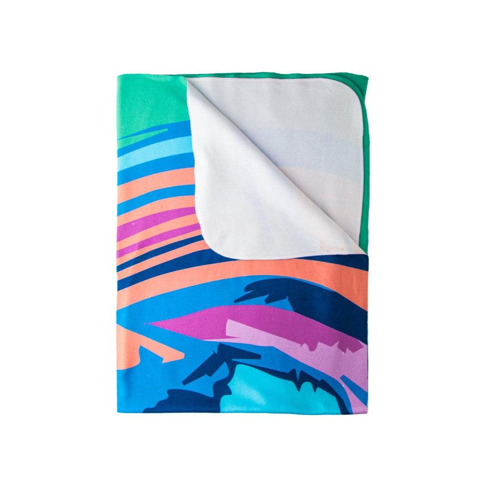 CreaBlanket - sublimacyjny koc polarowy
