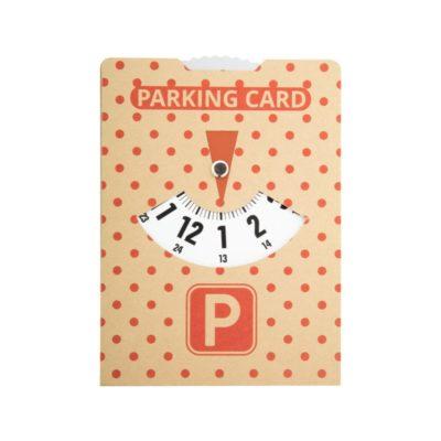 CreaPark Eco - karta parkingowa