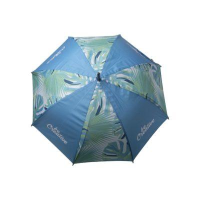 CreaRain Eight RPET - personalizowany parasol