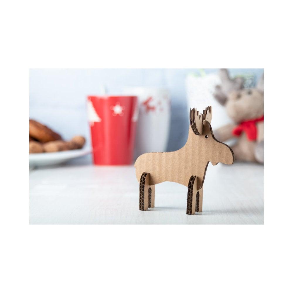 DeerSend - karta świąteczna