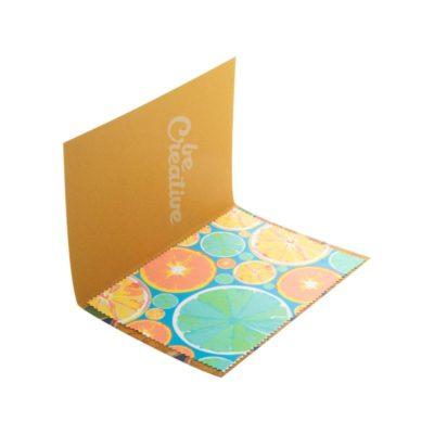 Dioptry Mail Eco - ściereczka do okularów/karta