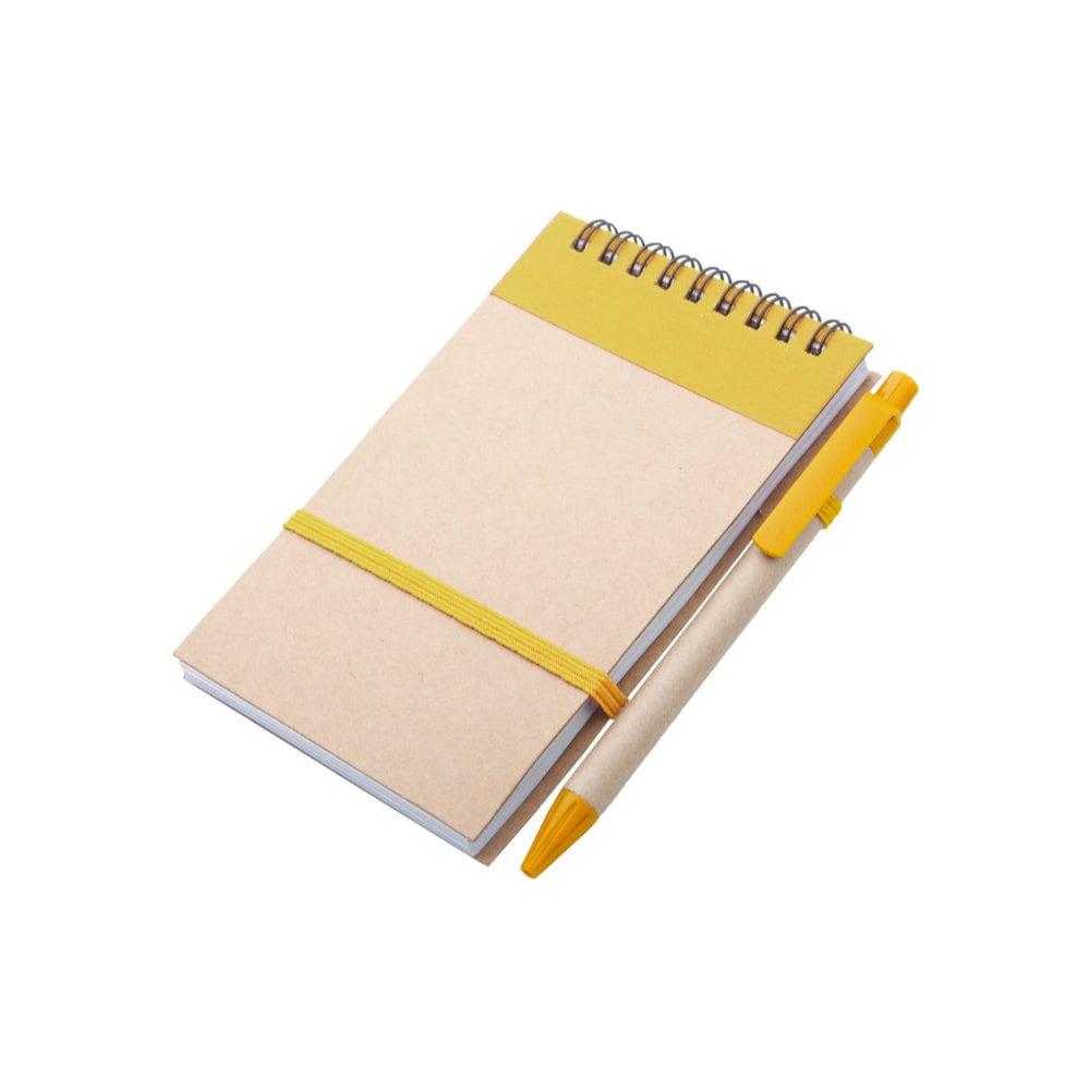 Ecocard - notatnik