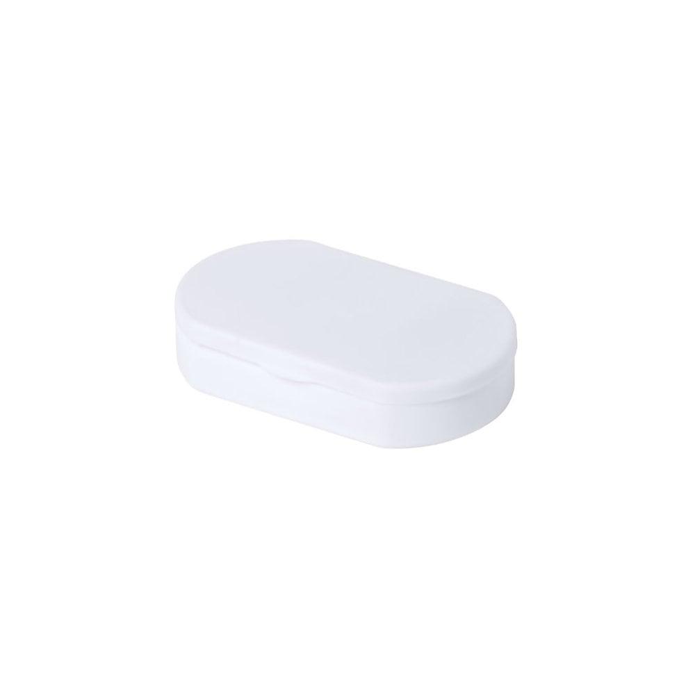 Hempix - antybakteryjne pudełko na tabletki