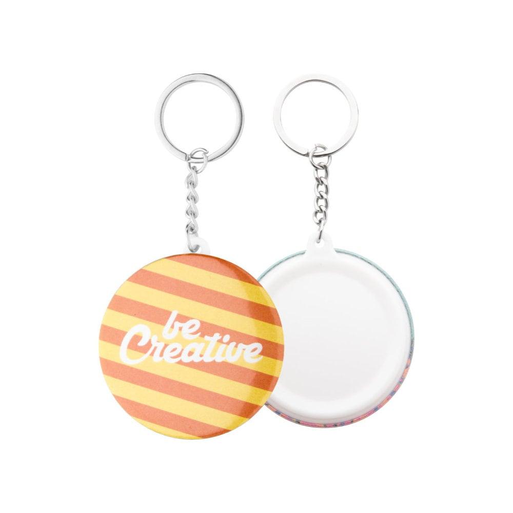 KeyBadge Mini - pin brelok