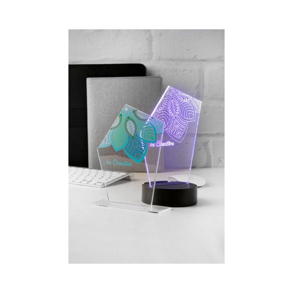 Ledify - trofeum z podświetleniem LED