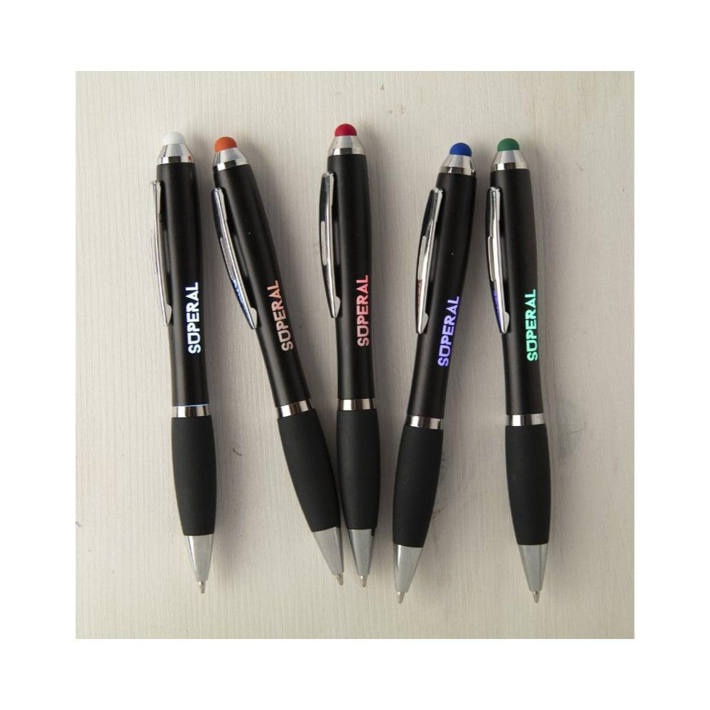 Lighty - długopis dotykowy