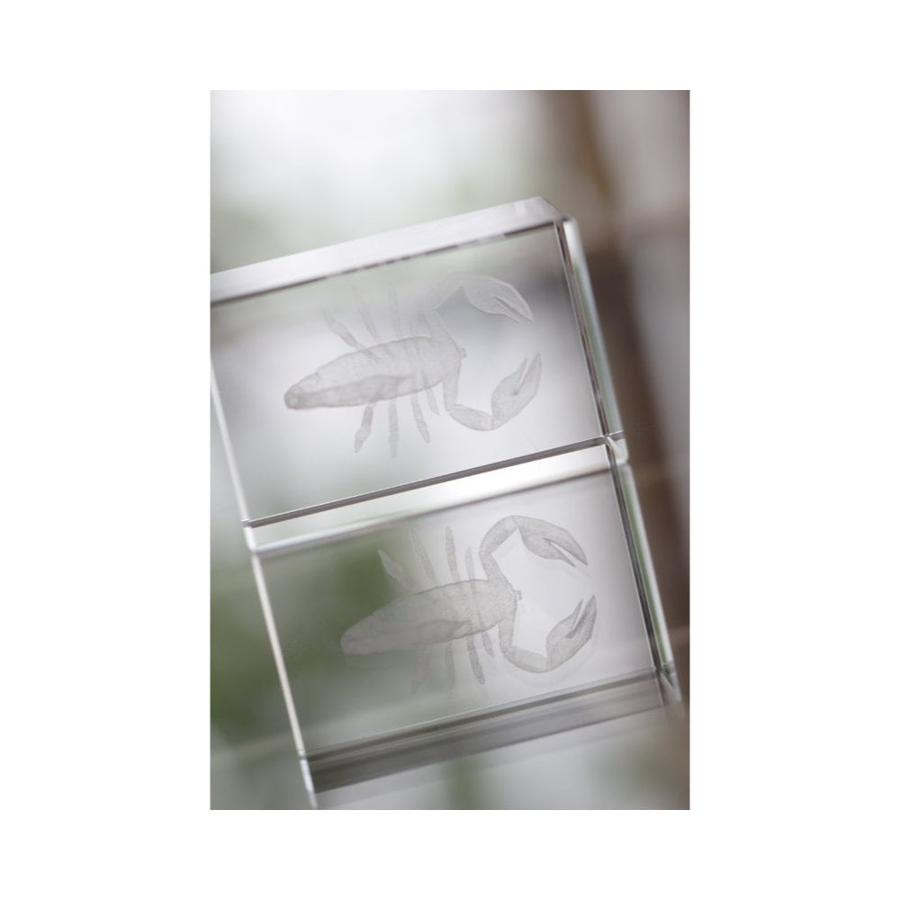 Macon - szklana kostka