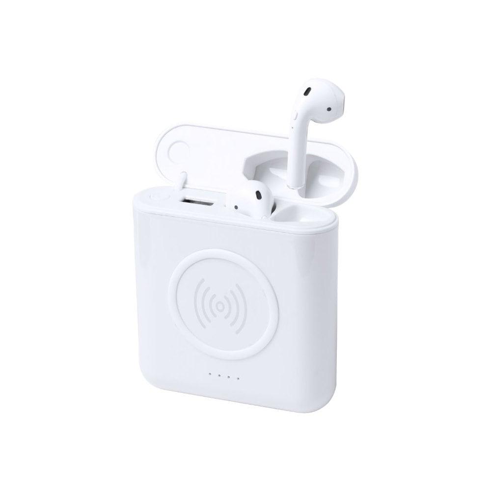 Molik - power bank / słuchawki