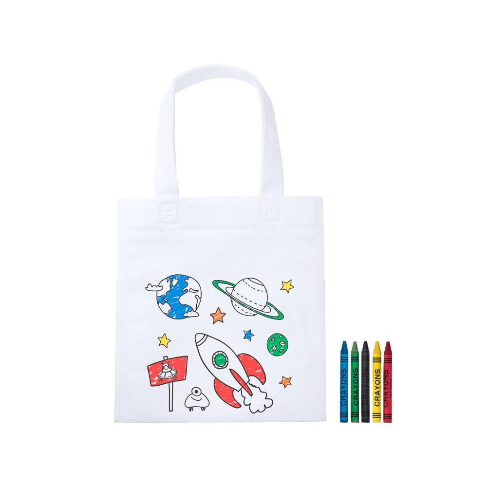 Mosby - torba na zakupy do kolorowania