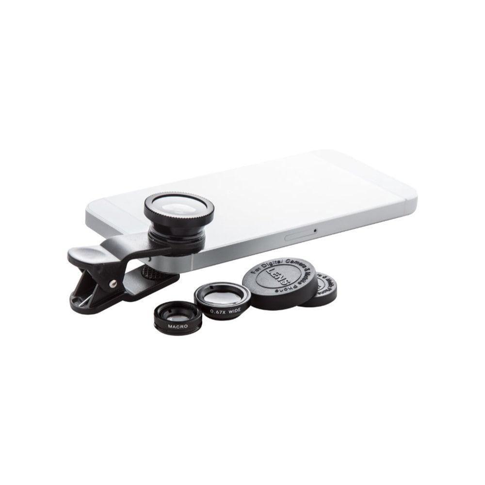 Optix - zestaw soczewek do smartphonów