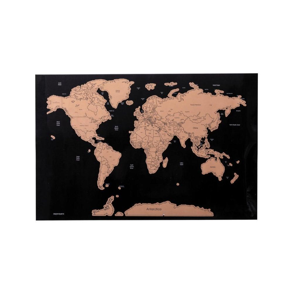 Palsy - mapa