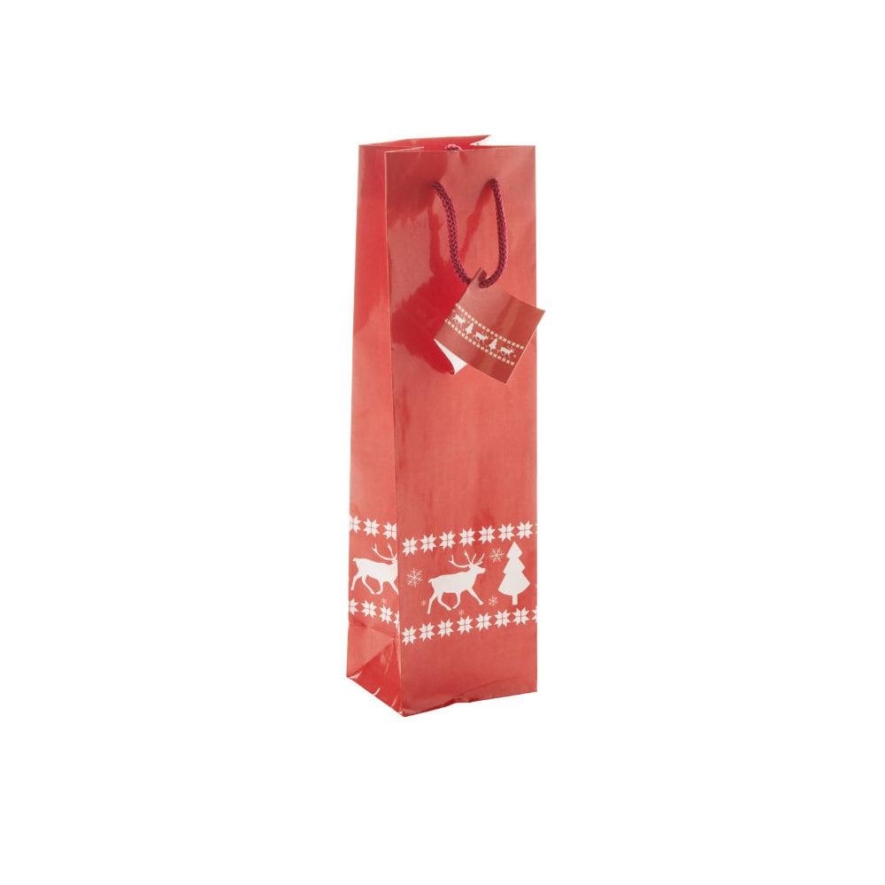 Pilpala W - papierowa torba na wino