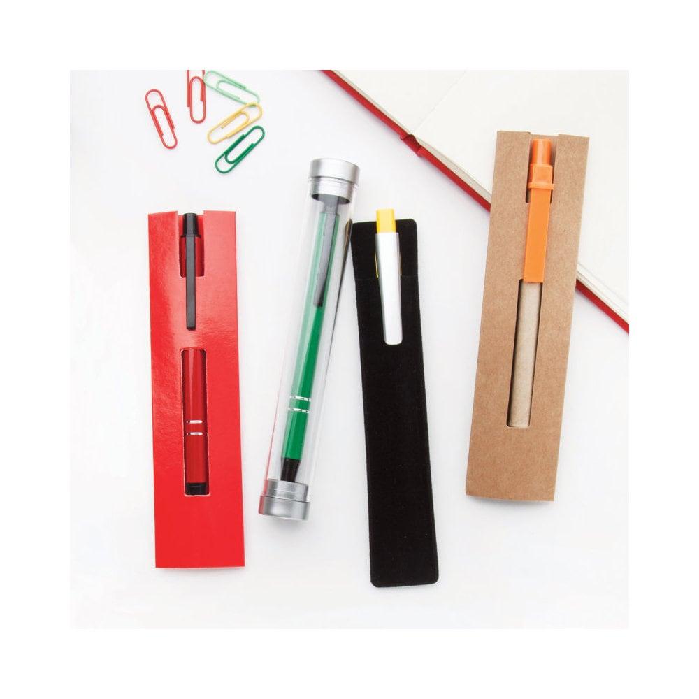 Recycard - opakowanie na długopis