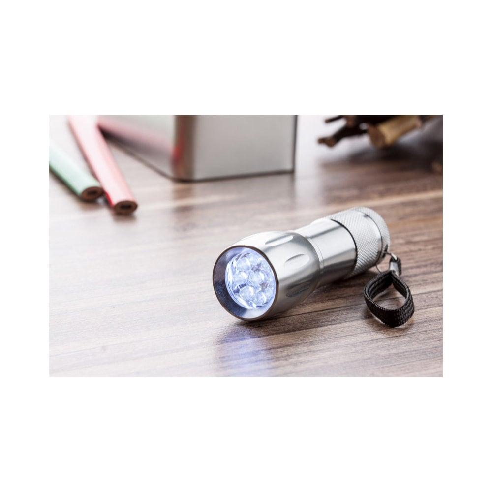 Reflector - latarka z diodą typu led