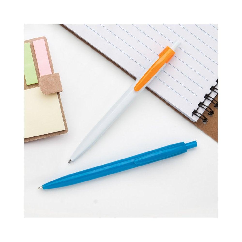 Snow Leopard - długopis