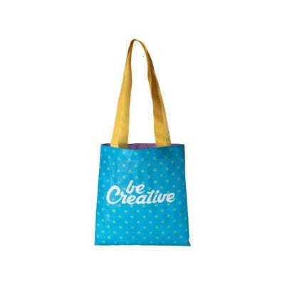 SuboShop A - torba z włókniny własnego projektu