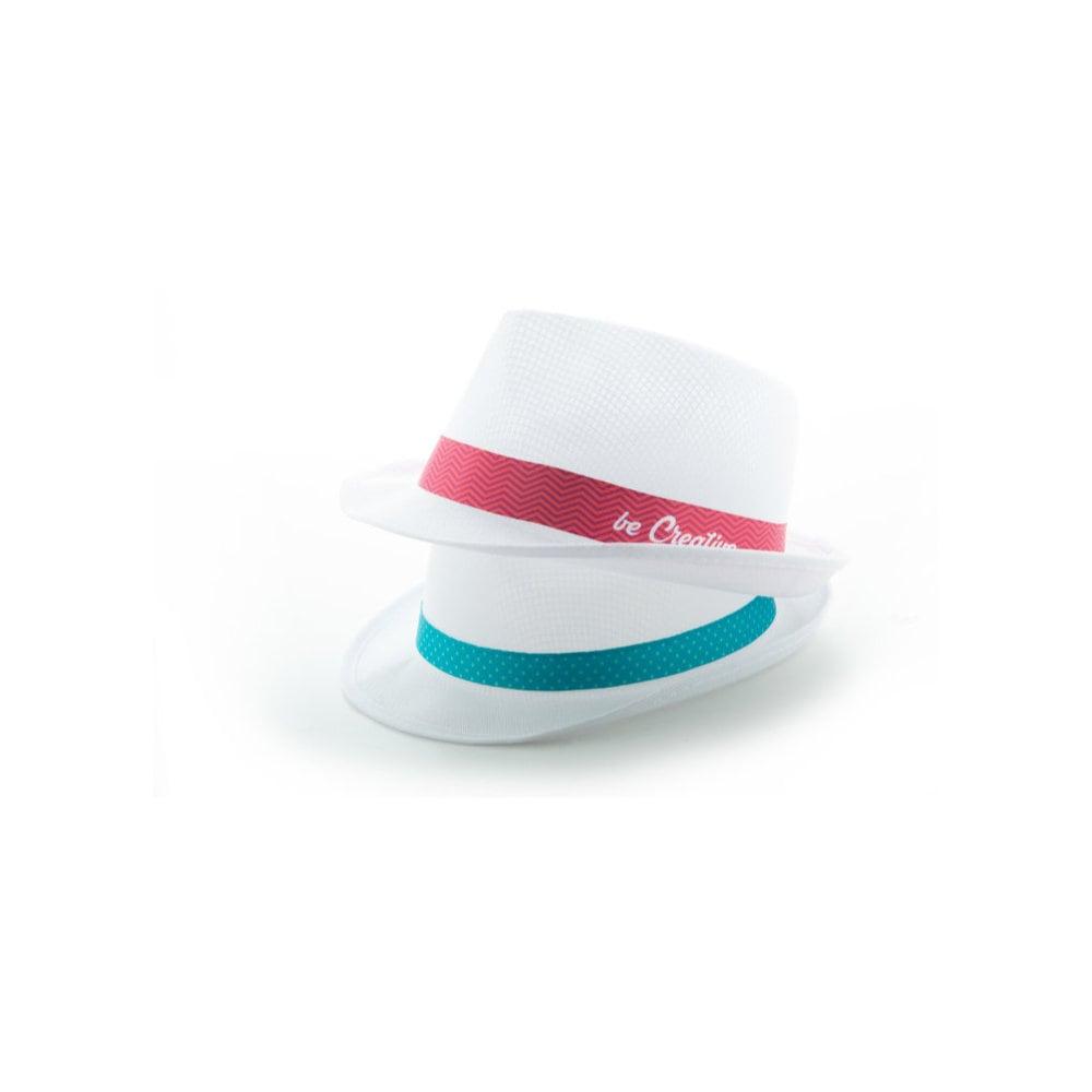 Subrero - sublimacyjna tasiemka do kapeluszy słomkowych