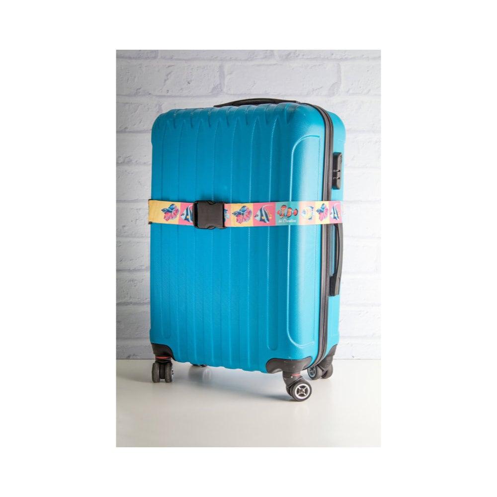 Terminal - pasek do bagażu własnego projektu