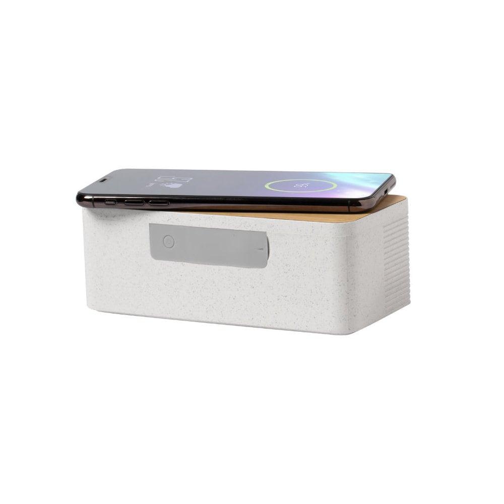 Trecam - ładowarka indukcyjna / głośnik bluetooth