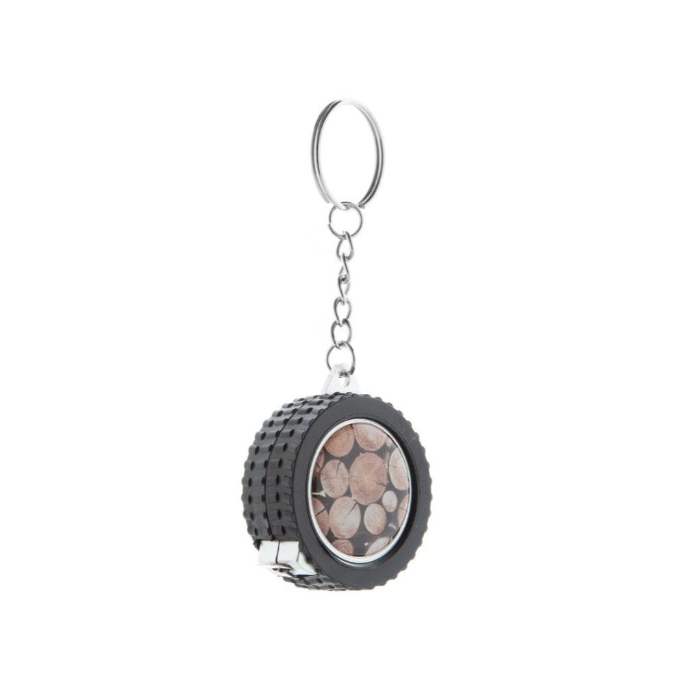 Wheel - brelok ''koło'' z miarką