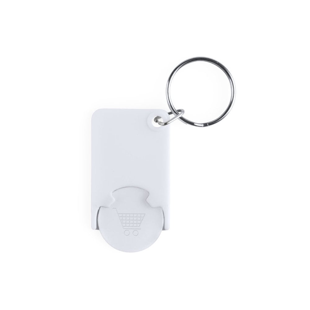 Zabax - brelok do kluczy z miejscem na monete