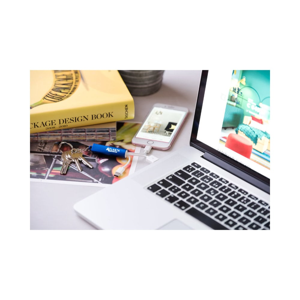 Zaref - kabelek USB brelok