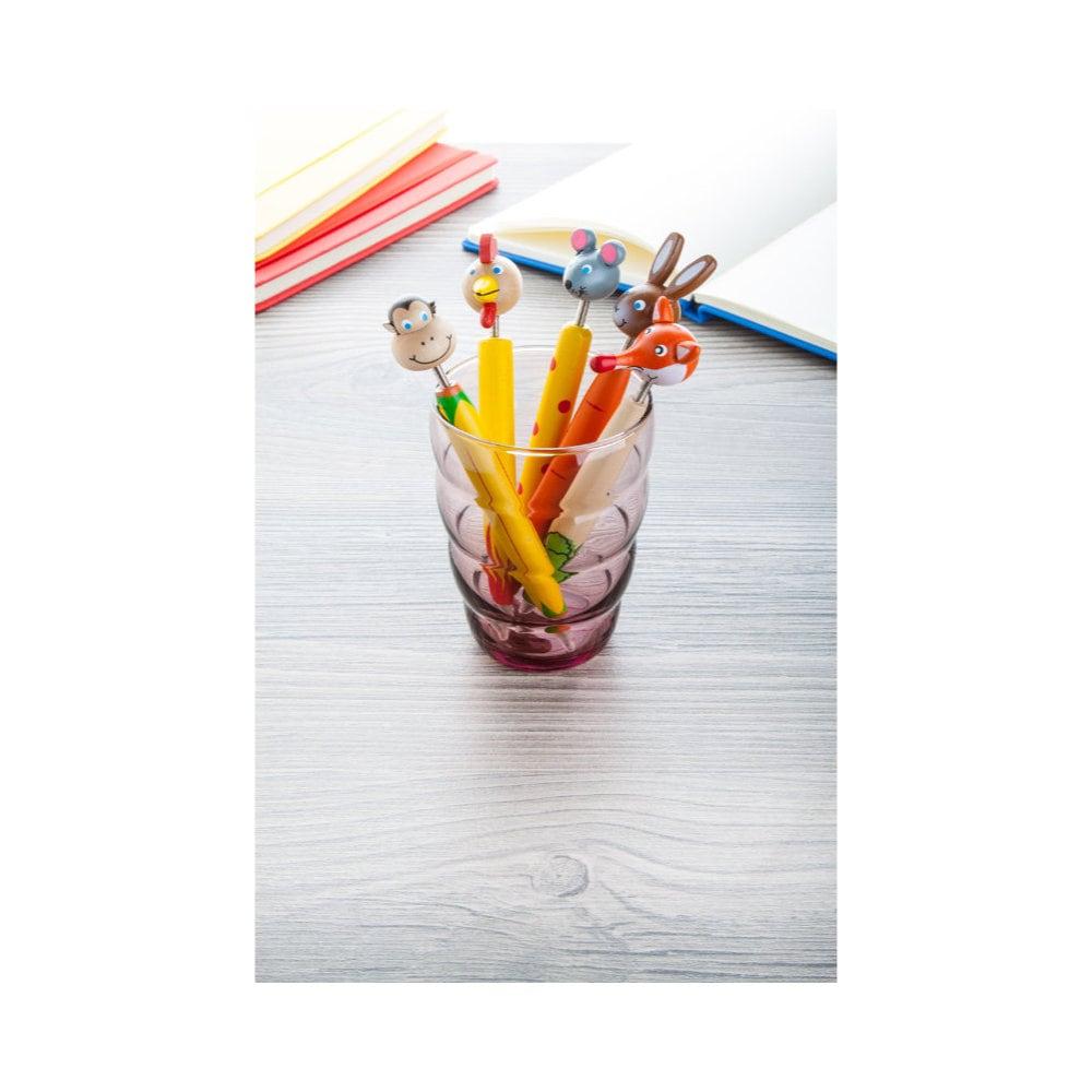 Zoom - długopis królik