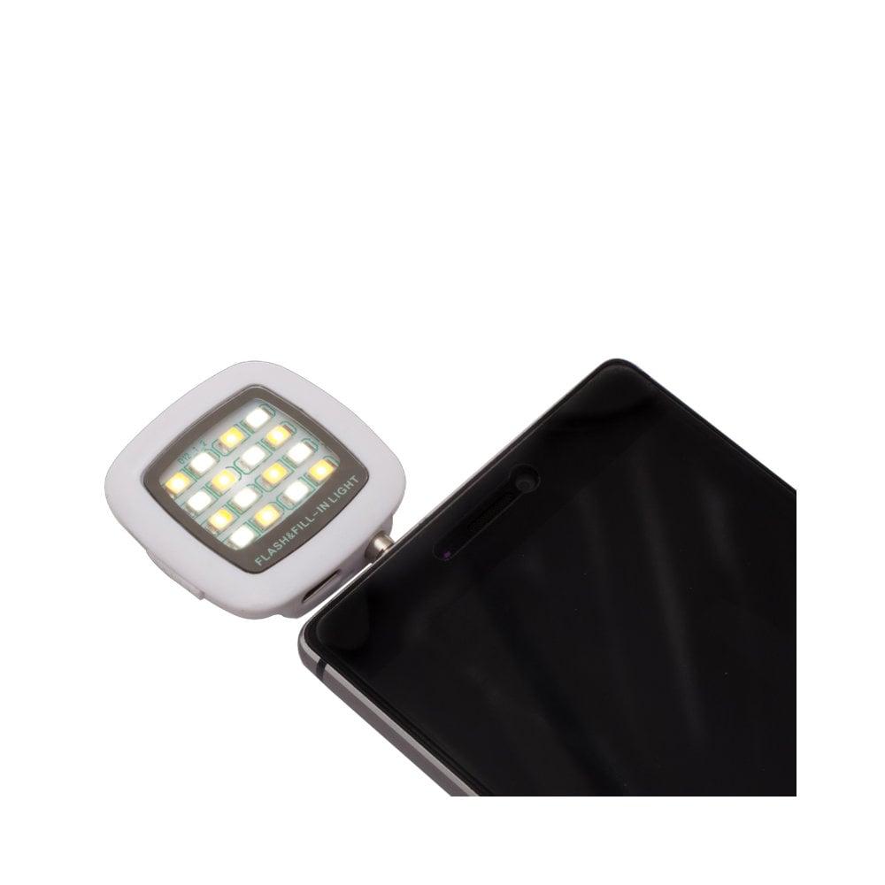 Lampa błyskowa do smartfonów Selfie Flash