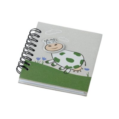 Notes 87x97/50k linia Funny Cow
