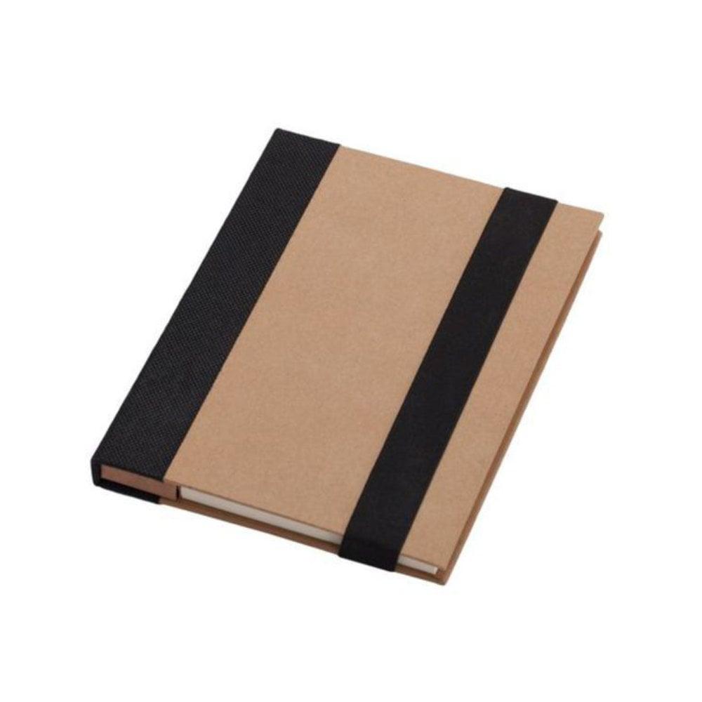 Notes memo 100x180/70k linia Kraft Paper