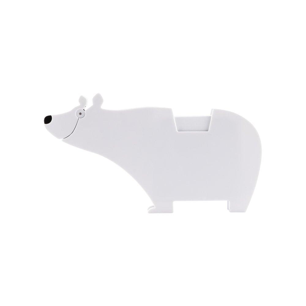 Zestaw memo Polar bear